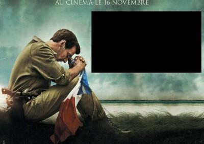 Mock-up for the movie L'Ordre et la Morale