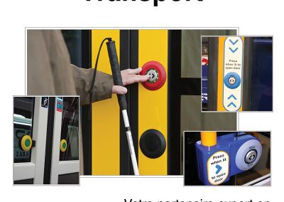Wall panel: EAO's client fields - transportation