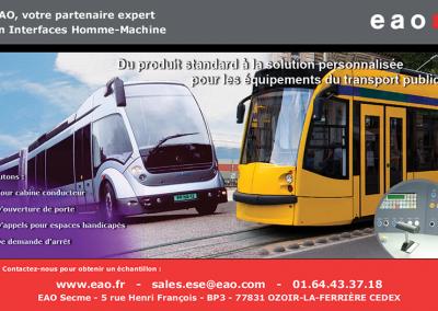 Transport Magazine ad